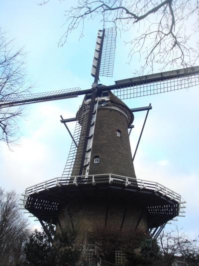 真冬のオランダ・ベルギー1人旅「6.アルクマール編」
