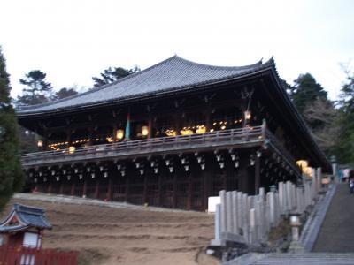 奈良東大寺-二月堂