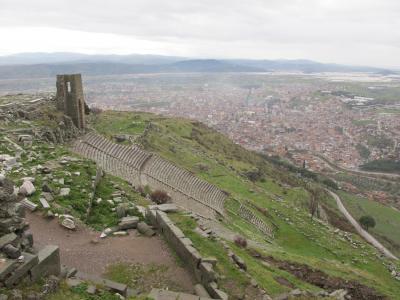東西文化の十字路 トルコへ 2010.2.06~2.13 Part3