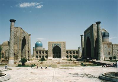 ウズベキスタンの旅(3)~サマルカンド~