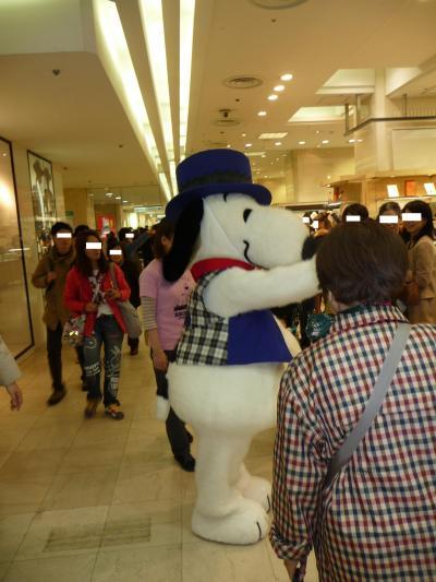 """スヌーピー""""モノ""""フェスティバル2010★ファイナルは京都大丸"""