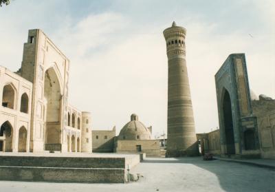 ウズベキスタンの旅(4)~ブハラ~