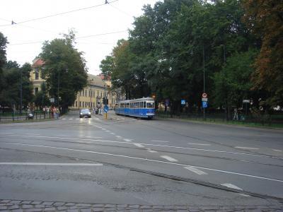 東欧 2008 夏 クラクフ
