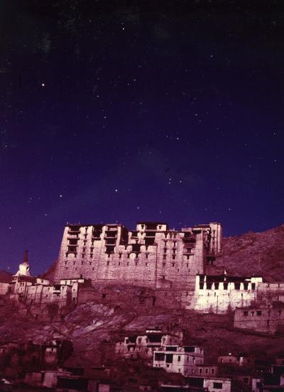 世界一周一人旅 1982年~1983年 ヒマラヤ・チベット編