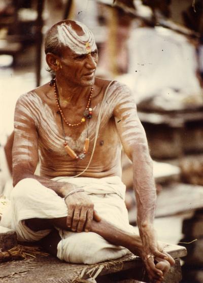世界一周一人旅 1982年~1983年 インド編