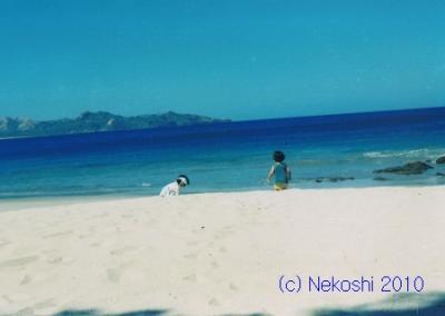 コスタリカの浜辺は落ち着きます