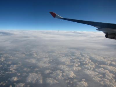 ハワイ旅行記2009.12【出発】