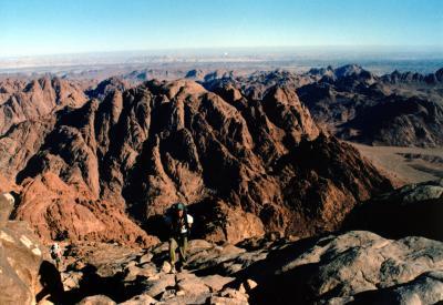 EGYPT(エジプト)入国物語 <Mt.SINAI (シナイ山)でモーゼを想う>