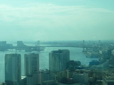 家族でのんびり☆コンラッド東京