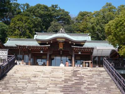 初めての長崎⑤~諏訪神社とあとは・・。