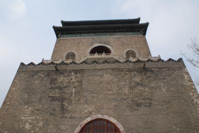 北京 鐘楼、胡同