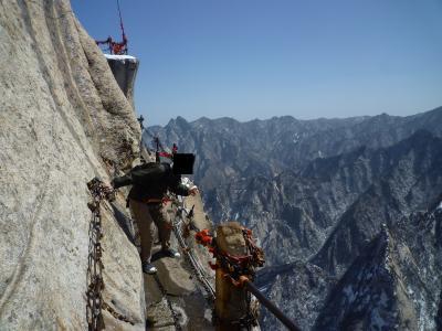 中国10日間 4000km準横断旅行記2 西安、崋山編 2010