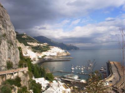南イタリア1人旅★憧れのアマルフィ1