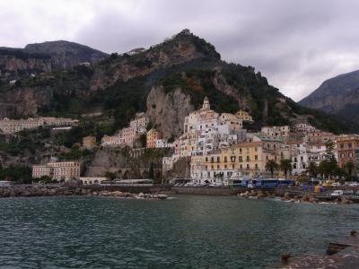 南イタリア1人旅★憧れのアマルフィ2