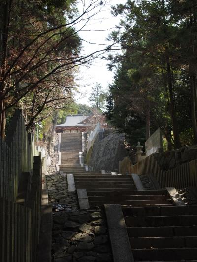河内國二之宮:恩智神社とその周辺