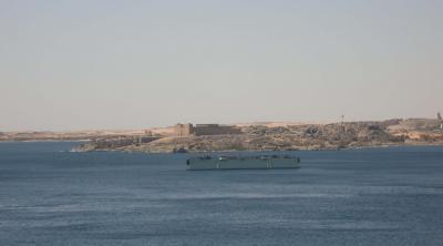 悠久のエジプトツアー(アスワン観光)