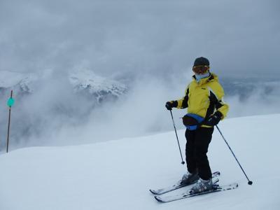 ウィスラースキー旅行 (3) スキー編 その1(2010年) 【作成中】