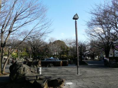 途中下車で飛鳥山公園の桜チェック
