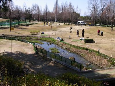 263鶴見緑地パークゴルフ