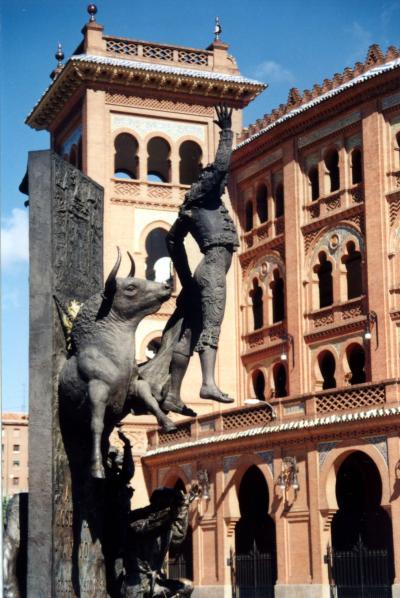 SPAIN/MADRID(スペイン・マドリード)闘牛の悲哀