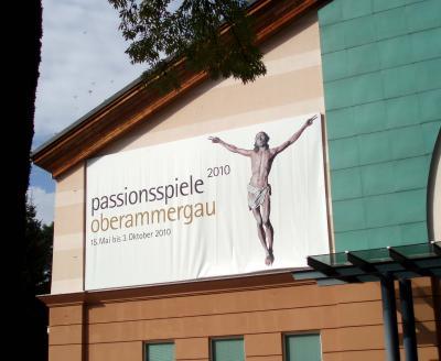 2009 秋 ☆ドイツ編(3)今年はキリスト受難劇の年です・オーバーアマガウ☆