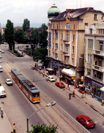 BULGARIA(ブルガリア)入国物語 <ブルガリアのヨーグルトって・・・>