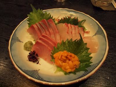 2010年3月 箱根仙石原の東急ハーヴェストクラブ箱根甲子園と花菜の活け締めシマアジなどのおいしいお食事