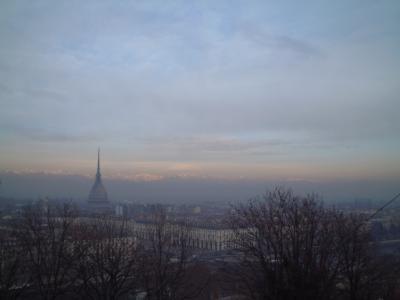 曇りのトリノ 200712トリノと王道の街⑥