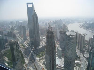 躍動する上海を体感