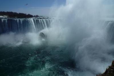アメリカ・カナダ旅行記3 カナダ(ナイアガラフォールズ)編 2010