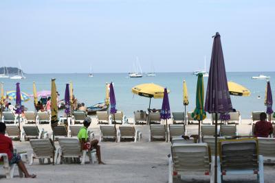 プーケット3日目 バトンビーチからバンタオビーチへ移動。