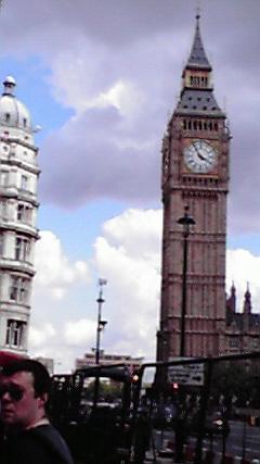 LONDON はじめての一人旅ホームステイ