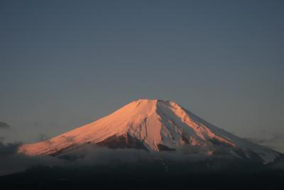 ダイヤモンド富士を見る旅 2009 (2)