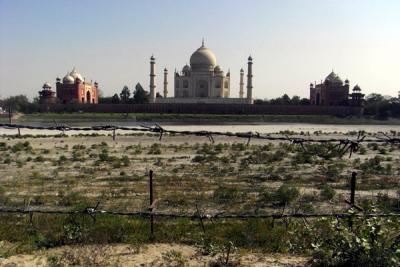 2010_カルマとは何ぞや@インドの旅:アグラー