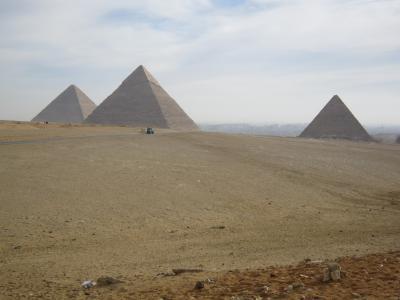 エジプト・ギリシャ旅行①