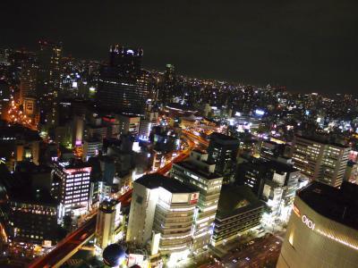 2010年4月☆スイスホテル南海大阪滞在記♪
