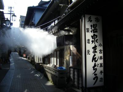2010年4月★念願かなって渋温泉+善光寺