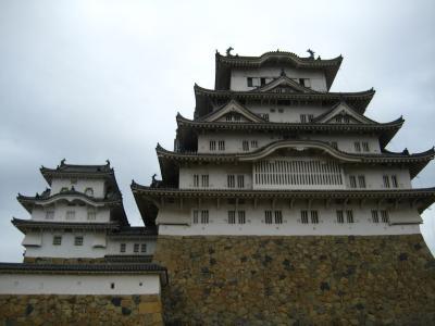 姫路城への旅