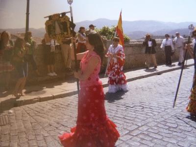 スペイン マドリードとコスタ・デル・ソル 8日間 ⑤