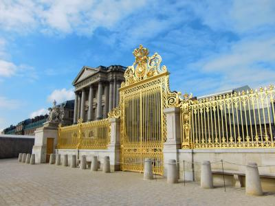 パリの関西人(ヴェルサイユ宮殿とプチトリアノン~帰国)