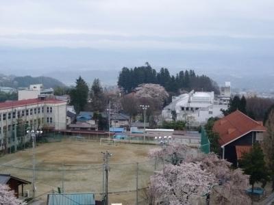 飯田の桜めぐり 2日目