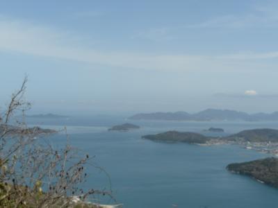 さぬきうどんと屋島-②屋島頂上の散策