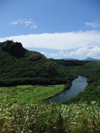 癒しのHawaii④ カウアイ島日帰り観光