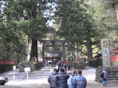 日光東照宮と輪王寺へ行ってきました