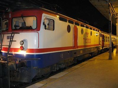 41歳バックパックを背負いました! 国際夜行列車 イスタンブール~ソフィア(ブルガリア)