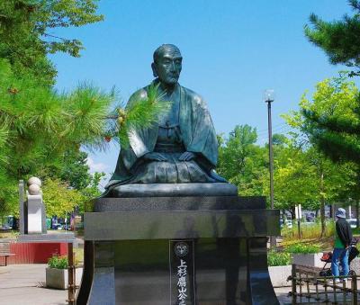 出直しテキトー旅(2) 三度目の正直:米沢