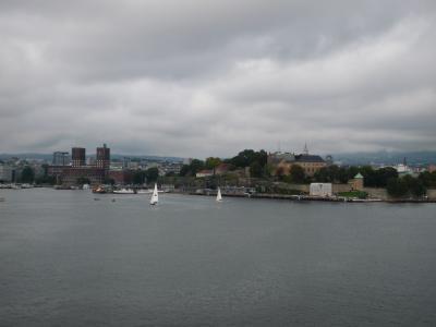 ★北欧の旅★(DEDS SEAWAYSでオスロ~コペンハーゲン)