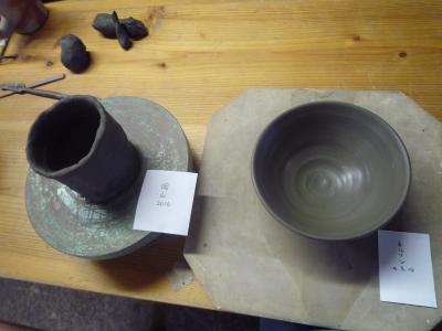 備前焼 陶芸体験