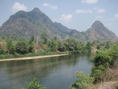 チェンマイ日記 2010年バイクで行く!北タイ旅行 ターソーンヤーン~メーサリアン