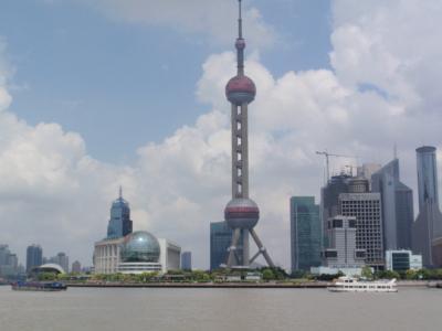 2009.5 ゴールデンウィーク 上海の旅